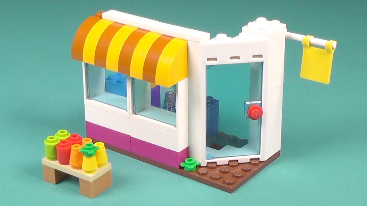 Lego Shop Building Instructions Lego Classic 10703 How To Youtube