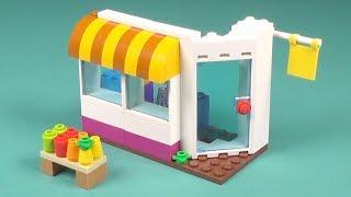 Інструкції Lego Магазин Дім - Лего Класік 10703''Як''