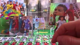 PANINI FIFA WORLD CUP BRAZIL 2014 KOLEJNY BOX ZALICZONY