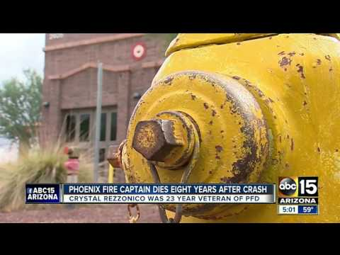 Phoenix fire captain passes away, first responders mourn