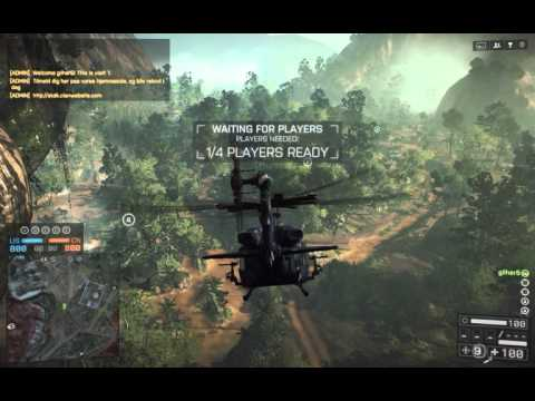 how to get the phantom bow in Battlefield 4 in 30 seconds