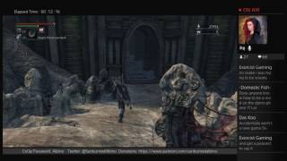 4th Bloodborne CoOp with Chat Stream