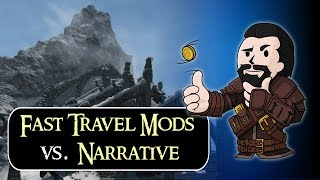 Narrative vs. Fast Travel Mods | Gopher RAMBLES