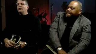 Carlton Jackson Dave Mills Big Band interview/OPB Art Beat