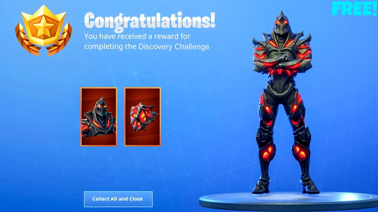 The New Ruin Skin Fortnite Fortnite Bucks Free