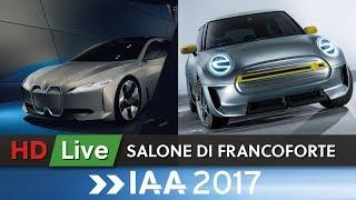 BMW e MINI Live da Francoforte 2017