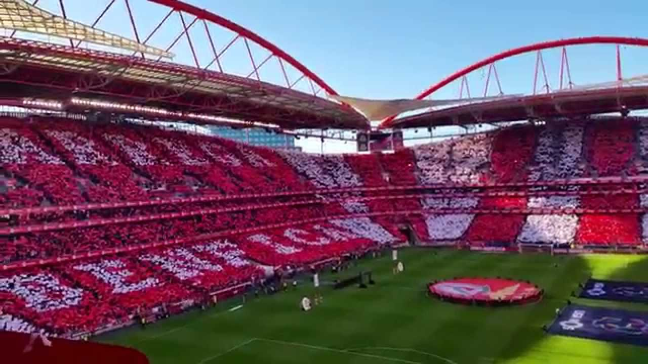 Inferno da luz benfica braga 14 03 2015 2 0 youtube for Piso 0 estadio da luz