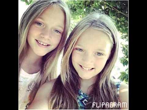 Phoebe and Daisy Tomlinson 2014 - YouTube