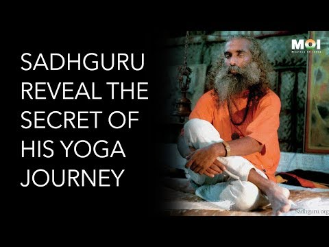 Sadhguru Reveal The Secret of His Yoga Journey | Rare Video | Mystics of India.
