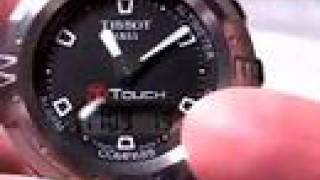 Tissot T-Touch Video Watch Review