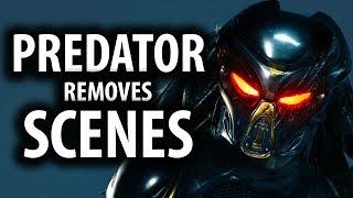 Predator Movie Removes Scene Over Disgraced Actor