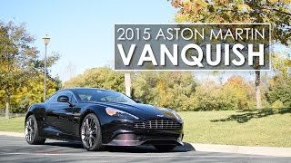 Aston Martin Vanquish 2015 Videos