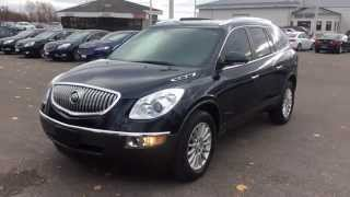2011 Buick Enclave CX | Used Buick Review Pickering ON | Boyer Pickering