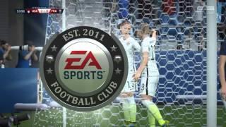 FIFA 16 - USA vs. France Women