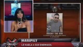 SuperXclusivo 5/6/09 - Descarga de Maripily Parte 2