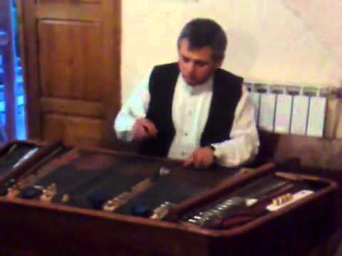 Unbelievable, King of cimbalom -  Metallica  - Nothing Else Matters