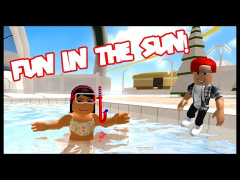 JOIN OUR FUN VACATION! - Roblox Livestream