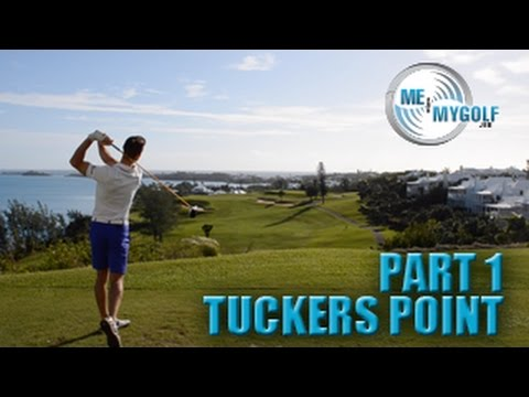 TUCKERS POINT GOLF COURSE VLOG PART 1