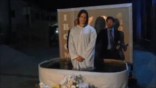 Batismo da Irmã Lidiane Lessa .