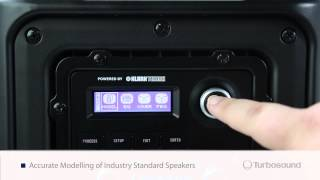 TURBOSOUND iQ10 Powered Loudspeaker - Overview
