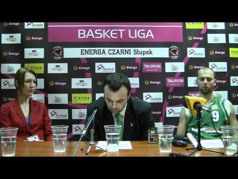 Mihailo Uvalin i Marcin Flieger po 3 meczu play off z Czarnymi