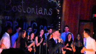 St. Lucia Mashup A Cappella- The Bostonians of Boston College