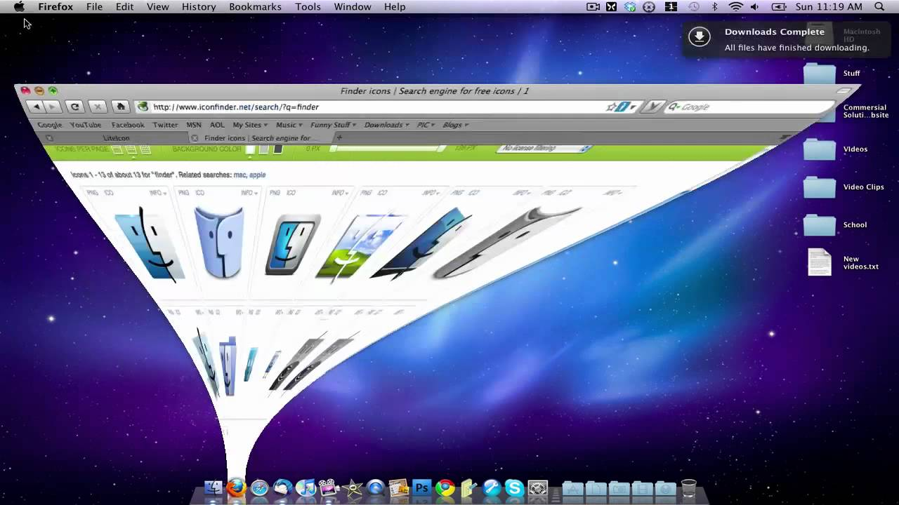 How To Change Your System Icons On Mac