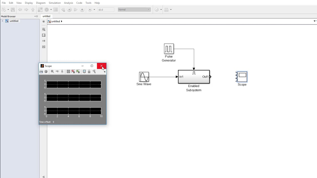 what is matlab simulink enabled subsystem block [ 1280 x 720 Pixel ]