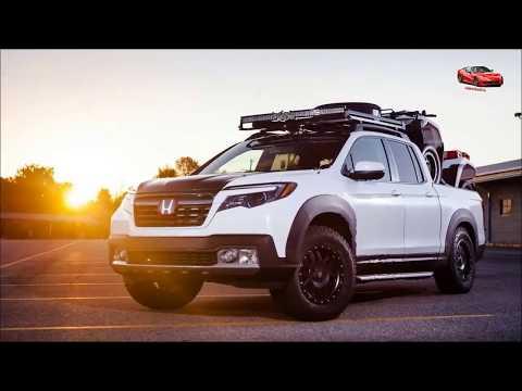 Honda Ridgeline MAD Industries Sport Truck 2018