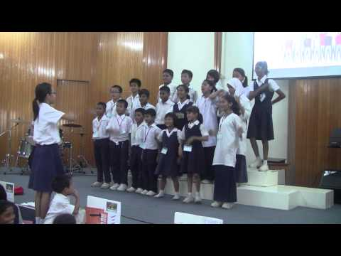 ERLC Choral Speaking Competition - Responsible Rhinos
