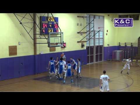 "Matt Dibble Basketball Highlight Video - 5'7"" Guard - Greenport High School (NY) 2013"