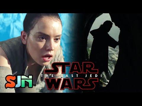 Star Wars: The Last Jedi Trailer Breakdown! - Luke Ending The Jedi Order?! (Star Wars Celebration)
