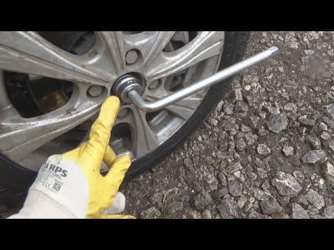 Замена переднего ступичного подшипника на автомобиле Daewoo Nexia