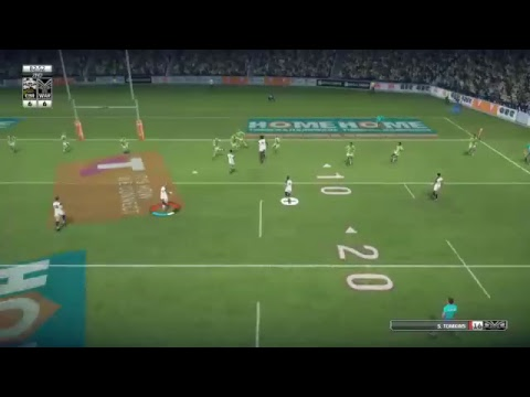 Rugby league Live 3 – Career Warriors #7 (Countdown to live 4 27 days)