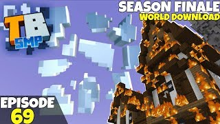 Truly Bedrock Episode 69! THE SEASON FINALE!! Minecraft Bedrock Survival Let's Play!
