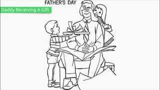 Top 20 Free Printable Fathers Day Coloring Pages