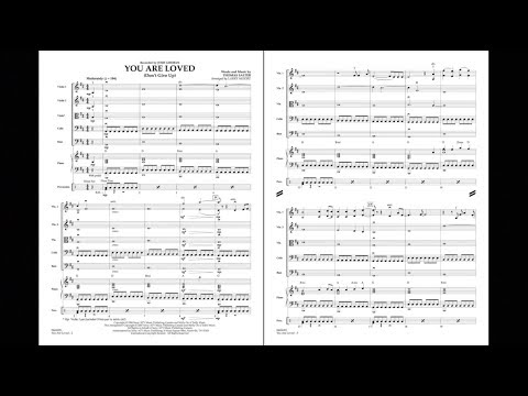 You Are Loved (Don't Give Up) by Thomas Salter/arr. Larry Moore