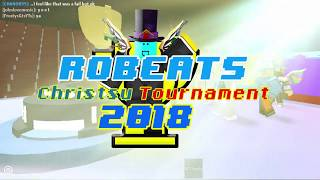 Roblox Robeats Christsu Tournament Knockout stage Round 1 Opening