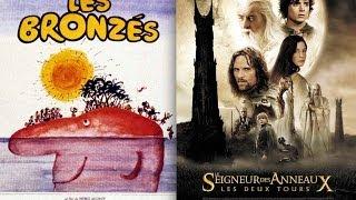 LES BRONZÉS vs LES DEUX TOURS (parodie)