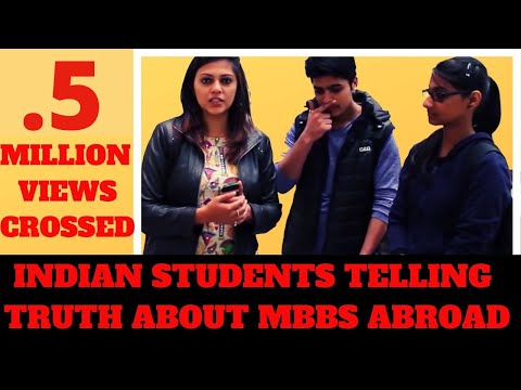 Indian Students telling the truth about studying MBBS abroad | Yukti Belwal