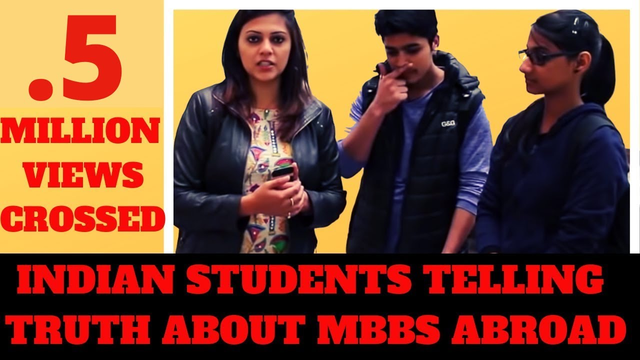 Indian Students Telling The Truth About Studying Mbbs Abroad Yukti Belwal