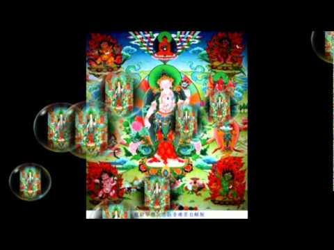 Tibetan Incantations Om Mani Padme Hum Buddhist Mantra