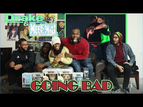Meek Mill Ft. Drake - Going Bad REACTION/REVIEW (Championships album)