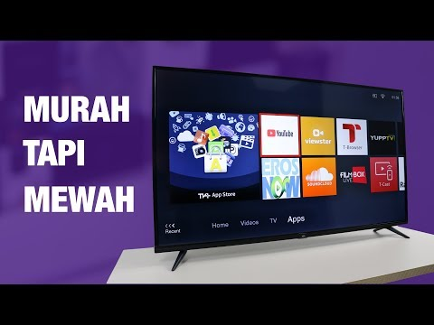 Smart TV 4K Paling Murah, Layarnya PUAS! — Review TCL E3 Indonesia