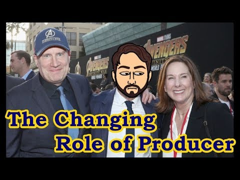 Kathleen Kennedy, Kevin Feige, and the Changing Role of Producer