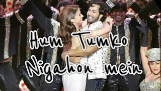 Hum tumko nigahon mein || varia vm || requested vm || love that never ends