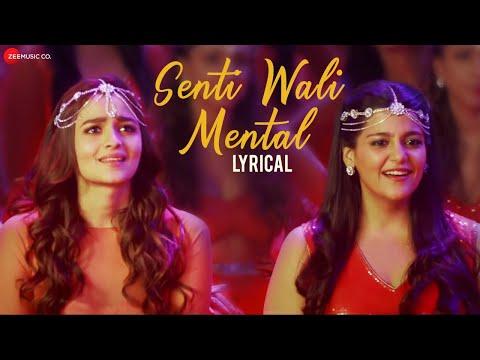 Senti Wali Mental Lyrics Video | Shaandaar | Shahid Kapoor & Alia Bhatt | Amit Trivedi