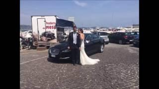 Wedding Day in... Jaguar XF!!!