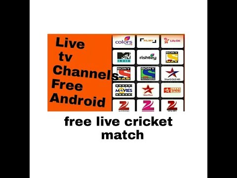 free live cricket  match & Watch Live TV Chanel  Free 2017