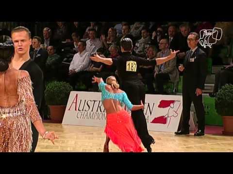 2013 World Open Latin Vienna | The Semi-Final Reel
